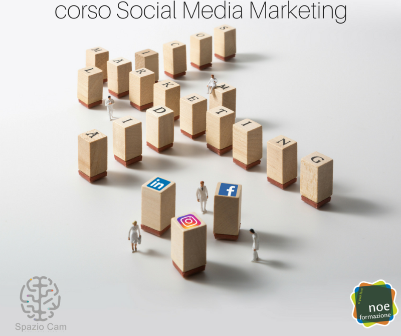../in partenza corso Social Media Marketing